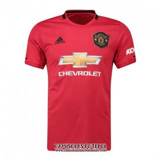 Camisola Manchester United 1º 2019-2020