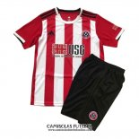 Camisola Sheffield United 1º Crianca 2019-2020