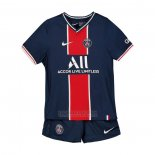 Camisola Paris Saint-Germain 1º Crianca 2020-2021