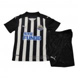 Camisola Newcastle United 1º Crianca 2020-2021