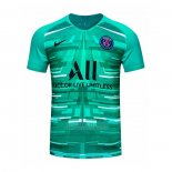 Camisola Paris Saint-Germain Goleiro 2020-2021 Verde